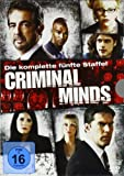 Criminal Minds - Staffel  5 (6 DVDs)