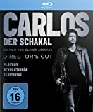 Carlos - Der Schakal (Extended Version, Director's Cut)  [Blu-ray]