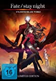 Fate/Stay Night: Unlimited Blade Works (Limited Edition)