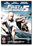 Fast &amp; Furious 5 (In Cinemas April 21) [DVD]