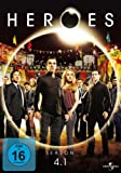 Heroes - Staffel 4.1 (3 DVDs)