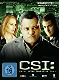 Crime Scene Investigation - Season 10 / Box-Set 2 (3 DVDs)