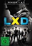 The LXD: The Legion of Extraordinary Dancers - Season 1 & 2 (2 DVDs)