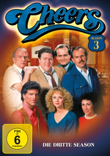 Cheers Season  3 (4 DVDs)