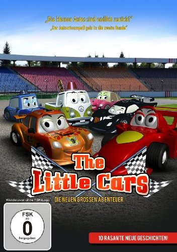 The Little Cars Box