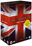 Law And Order U.K. - Series 1-4