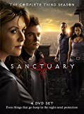Sanctuary - Series 3 - Complete