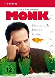 Monk - Staffel 7 (4 DVDs)