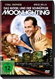 Moonlighting - Das Model und der Schnffler, Season 5 (4 DVDs)