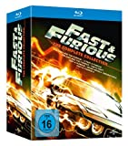 Top Angebot  Fast &amp; Furious 1-5 - The Collection [Blu-ray] 