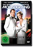 Moonlighting - Das Model und der Schnffler, Season 3 (4 DVDs)