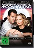 Moonlighting - Das Model und der Schnffler, Season 4 (4 DVDs)