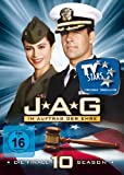 JAG - Im Auftrag der Ehre - Season 10 (5 DVDs)