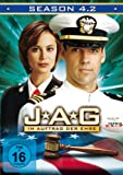 JAG - Im Auftrag der Ehre - Season  4.2 (3 DVDs)