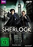Sherlock - Staffel  1 (2 DVDs)
