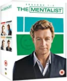 The Mentalist - Series 1-4