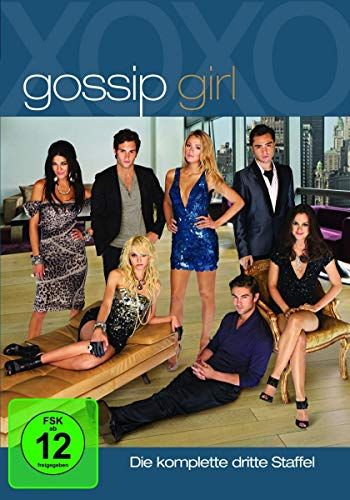 Gossip Girl Staffel 3 (5 DVDs)