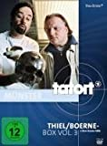 Tatort - Thiel/Boerne-Box, Vol. 3 (3 DVDs)