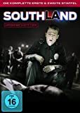 Southland - Staffel 1 & 2 (2 DVDs)