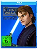 Star Wars - The Clone Wars: Staffel 3 [Blu-ray]