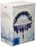 Stargate Atlantis - Complete Box (26 DVDs)