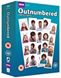 Outnumbered - Series 1-4 Box Set (6 DVDs)