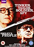 Tinker, Tailor, Soldier, Spy & Smiley's People (4 DVDs)