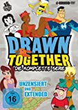 Drawn Together - Die komplette Serie (6 DVDs)