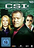 Crime Scene Investigation - Season 10 (6 DVDs)