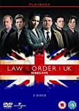 Law And Order U.K. - Series 5 - Complete