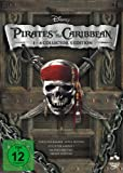 Pirates of the Caribbean - Die Piraten-Quadrologie (8 DVDs)