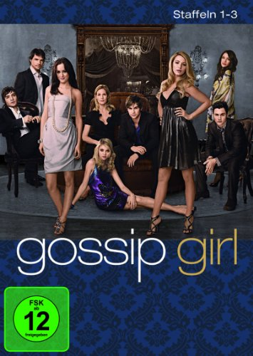 Gossip Girl Staffel 1-3 (exklusiv bei Amazon.de) (17 DVDs)