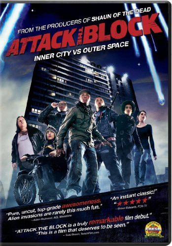 Attack the Block cover
