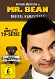 Mr. Bean - Die komplette TV-Serie (+ Teddy) (3 DVDs)