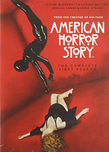 American Horror Story DVD cover