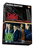 SOKO Leipzig, Vol. 1 - Soko Edition (4 DVDs)