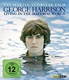 George Harrison - Living in the Material World / Deluxe Edition, exklusiv bei Amazon.de (2 DVDs, Blu-ray und CD)