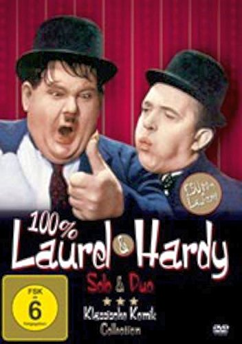 100 % Laurel & Hardy