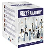 Grey's Anatomy - Season 1-6