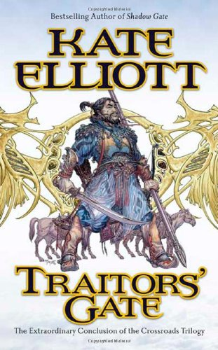 Traitors' Gate US cover