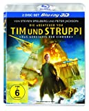 Top Angebot  Die Abenteuer von Tim &amp; Struppi - Das Geheimnis der Einhorn [Blu-ray 3D] 