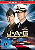 JAG - Im Auftrag der Ehre - Season 10.1 (3 DVDs)