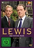 Lewis - Der Oxford Krimi - Staffel 4 (4 DVDs)