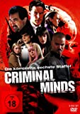 Criminal Minds - Staffel 6 (6 DVDs)
