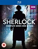 Sherlock - Series 1 & 2 Box Set [Blu-ray]
