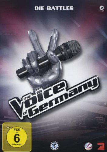 The Voice of Germany: Staffel 1 - Die Battles (2 DVDs)