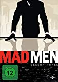 Mad Men - Season 3 (4 DVDs)