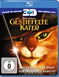 Der gestiefelte Kater (+ Blu-ray + DVD + Digital Copy) (Blu-ray 3D)