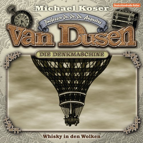Professor van Dusen 7: Whisky in den Wolken