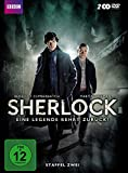 Sherlock - Staffel  2 (2 DVDs)